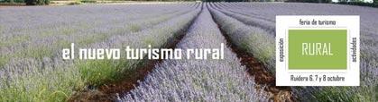 feria de turismo rural en Ruidera