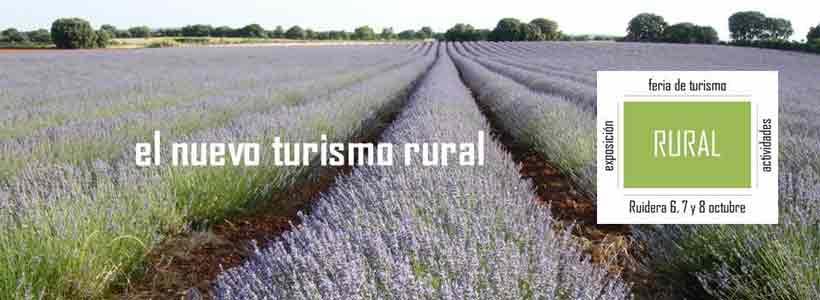 feria de turismo rural Ruidera