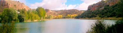 Lagunas de Ruidera en Otoño